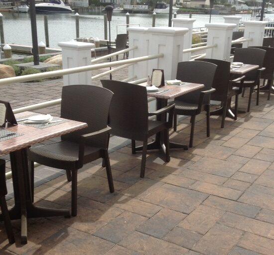 Smuggler Jacks Dining Area