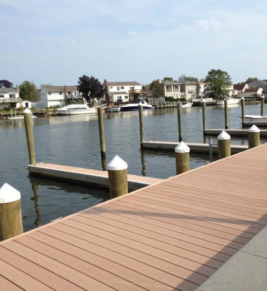 Smuggler Jacks Waterfront Boardwalk