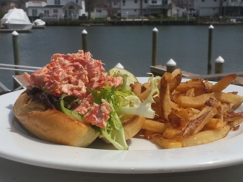 Newsday Smuggler Jacks Lobster Roll